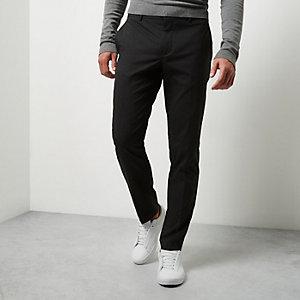 Pantalon Jack & Jones gris foncé habillé