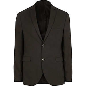 Dark grey Jack & Jones Premium blazer