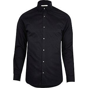 Chemise Jack & Jones Premium habillée bleu marine