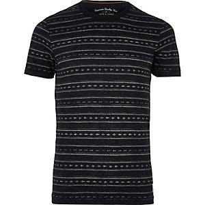 Black Jack & Jones print T-shirt