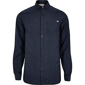 Navy Jack & Jones Vintage shirt