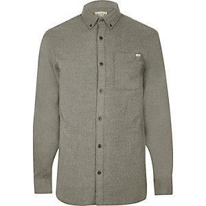 Dark green Jack & Jones Vintage shirt