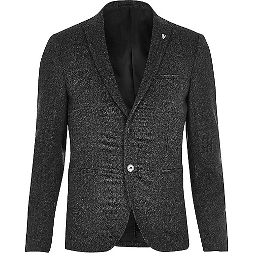 Dark grey Vito blazer