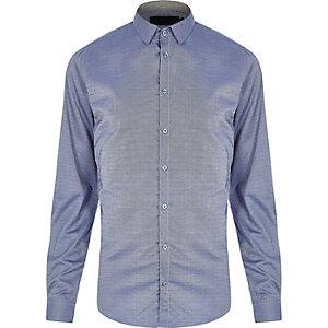 Blue Vito shirt