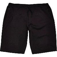 Navy mesh casual shorts