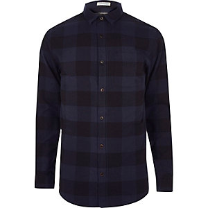 Black Jack & Jones check shirt