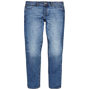 Mid blue wash Jack & Jones slim fit jeans