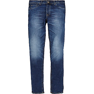 Dark wash Jack & Jones slim fit jeans