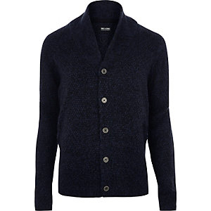 Black knit Only & Sons cardigan
