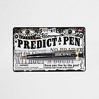 Predict A Pen