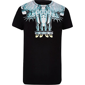 Black Systvm 'Liberty' print T-shirt