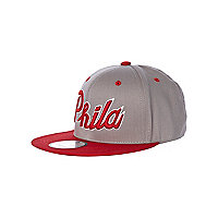 Boys grey Phila trucker hat