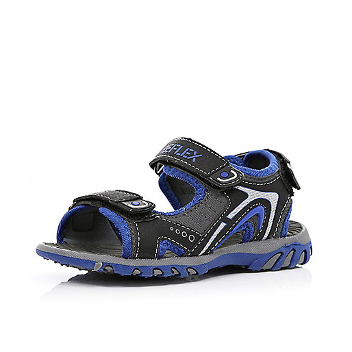 Boys blue sporty sandals