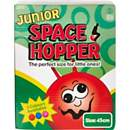 Kids red space hopper