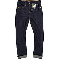 Boys medium wash slim chester jeans