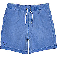 Boys blue swim shorts