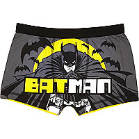 Boys black Batman underwear
