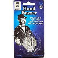 Boys hand buzzer