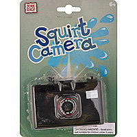 Boys black squirt camera