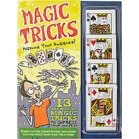 Boys magic trick set