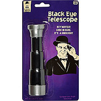 Boys black eye telescope
