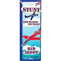 Boys stunt glider