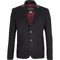 Boys back tuxedo jacket