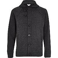 Boys grey marl jacket