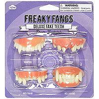 Kids freaky fangs