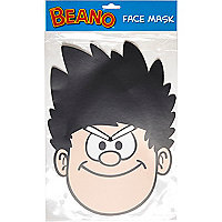 Kids black Dennis the menace mask