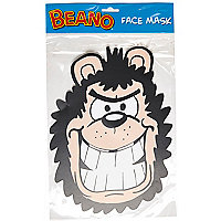 Kids black Gnasher mask