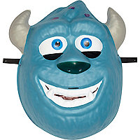 Kids blue Sulley mask