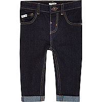 Mini boys dark wash jeans