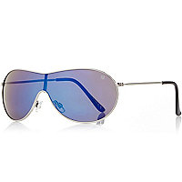 Boys blue tinted lense sunglasses