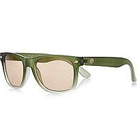 Boys khaki sunglasses