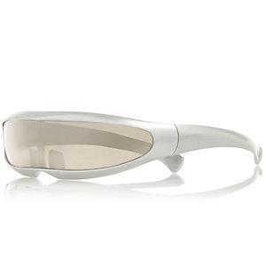 Boys silver cyclop sunglasses