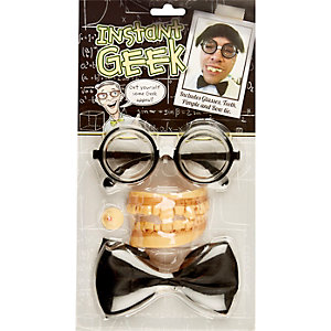 Boys instant geek pack