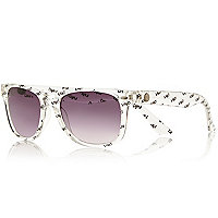 Boys clear NYC retro sunglasses