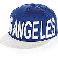 Boys blue Los Angeles cap