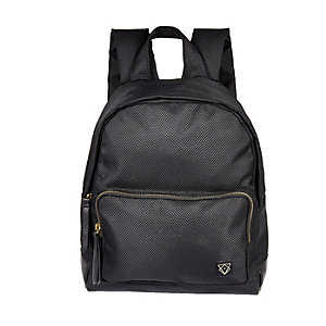 Boys black backpack
