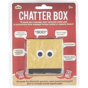 Kids brown chatterbox