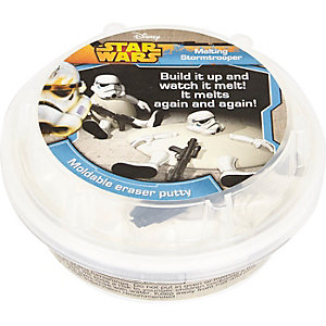 Boys Star Wars mouldable eraser putty