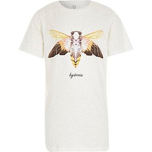 Boys bee print t-shirt