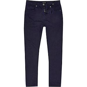 Boys blue Sid skinny stretch jeans