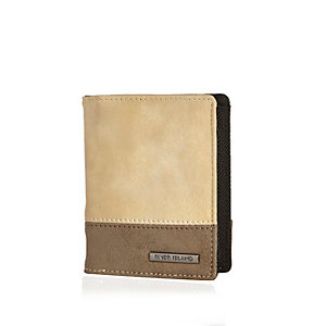 Boys grey wallet