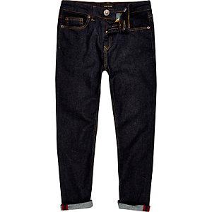 Boys dark wash Dylan slim jeans