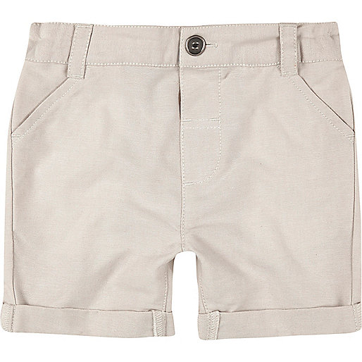 Shorts in Creme
