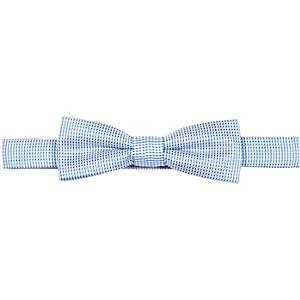 Boys blue bow tie