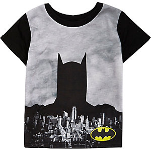 Mini boys Batman print t-shirt