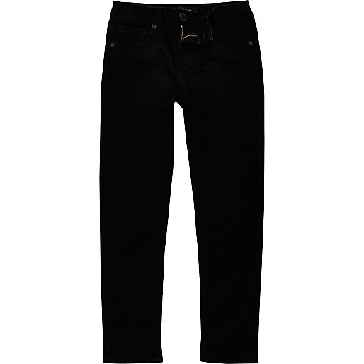 Boys black Dylan slim jeans